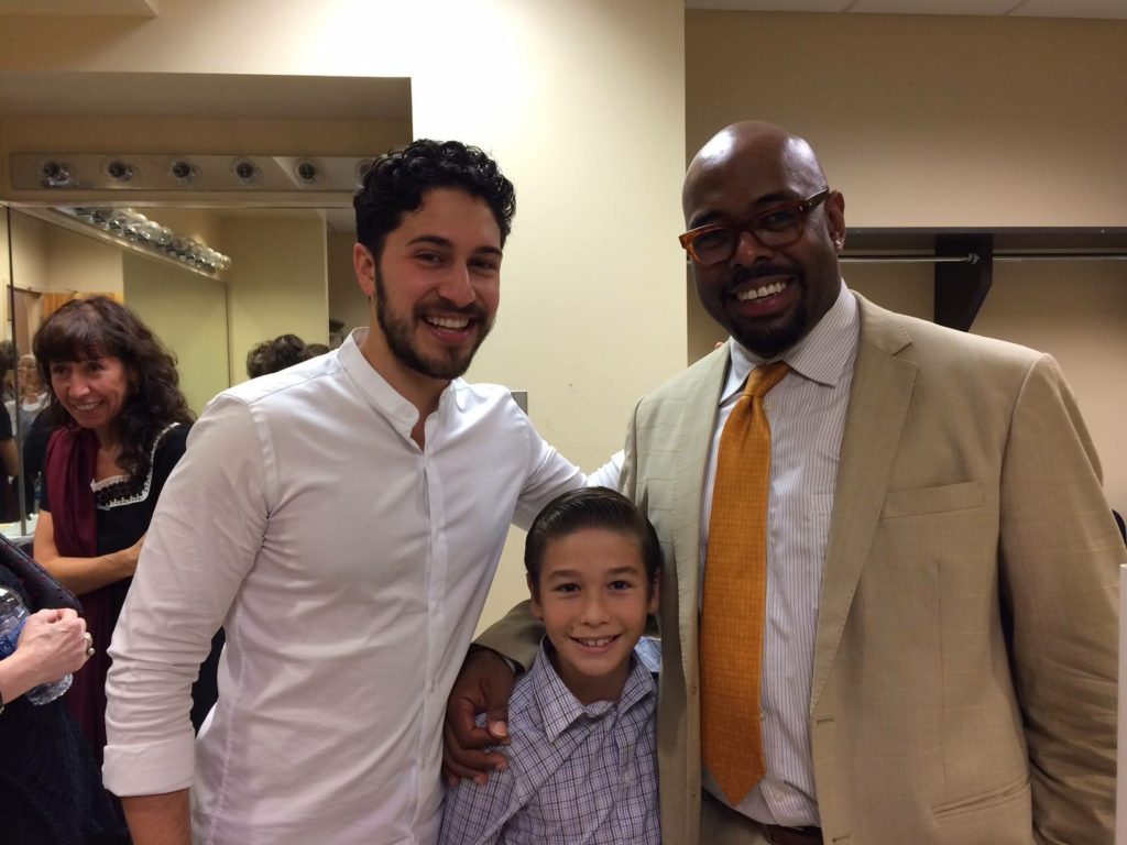 Emmett Cohen and Christian McBride, June 2017
